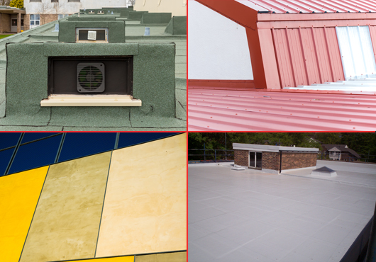 Braedale Roofing Systems