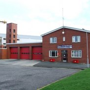 Port Glasgow Fire Station