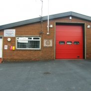 Maybole Fire Station